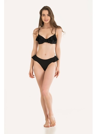 Loya Bikini Alt Siyah